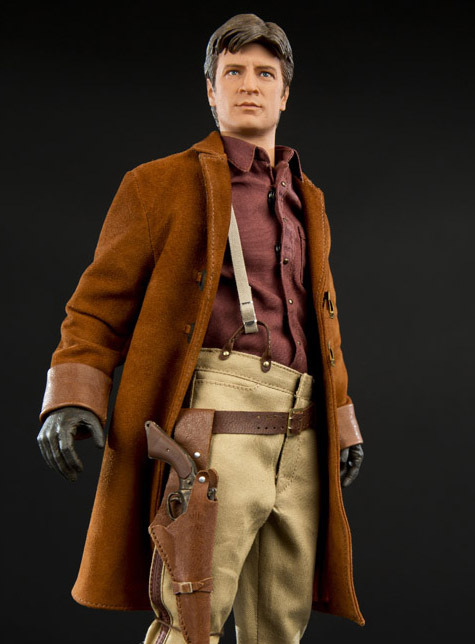 """Firefly Malcolm Reynolds 12"""" Action Figure"""