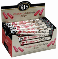 RJ's Raspberry Choc Single Logs 30pk