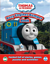 Thomas & Friends Busy Engines Bumper Book