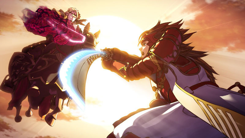 Fire Emblem Fates: Birthright for Nintendo 3DS image