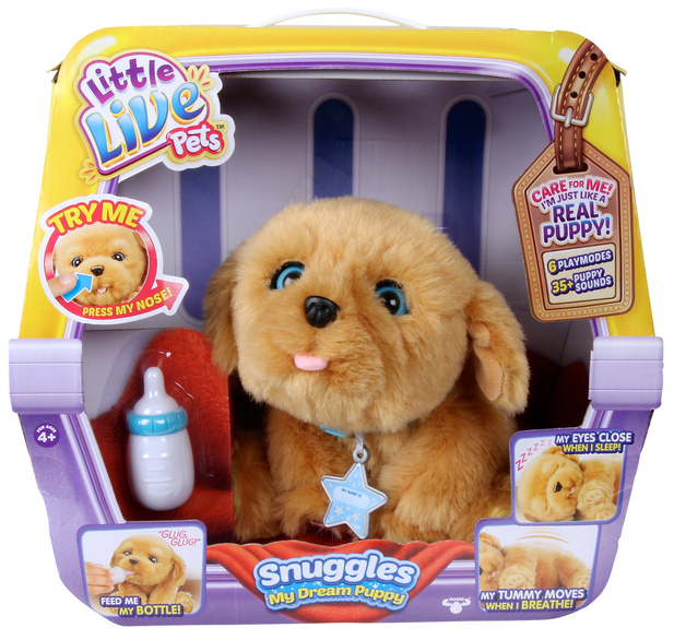 Little Live Pets - Snuggles My Dream Puppy