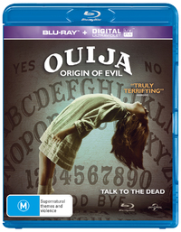 Ouija 2: Origin of Evil on Blu-ray
