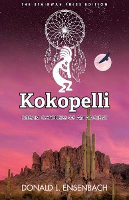 Kokopelli by Donald Ensenbach
