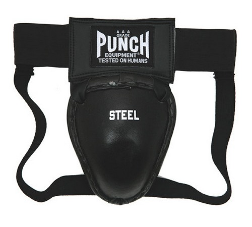 Punch: Black Diamond Groin Guard - (Large)