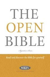 Open Bible-NKJV by Thomas Nelson