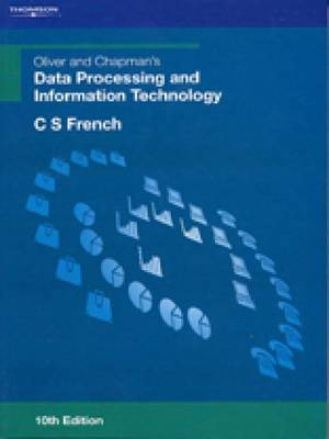 Data Processing and Information Technology by C.S. French image