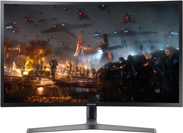 "27"" Samsung 1ms 144hz QHD Curved FreeSync Gaming Monitor"