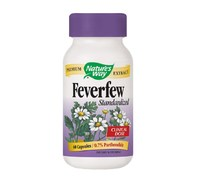 Nature's Way Feverfew Herb (60 Caps)