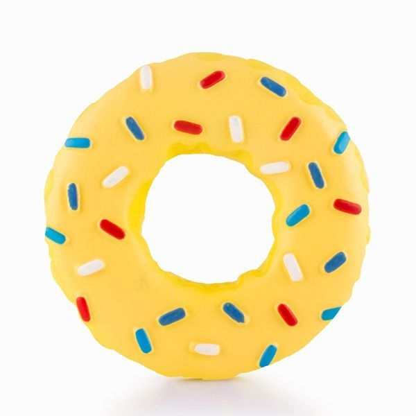 Pet Prior Donut Pet Chew Toy image