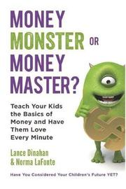 Money Monster or Money Master? by Norma Lafonte image