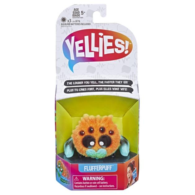 Yellies! - Flufferpuff