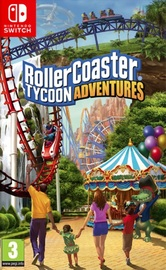 RollerCoaster Tycoon Adventure for Nintendo Switch