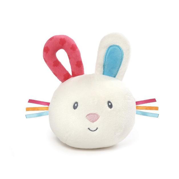 Gund: Flora Bunny Silly Sounds Ball