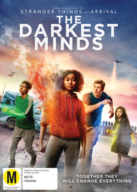 The Darkest Minds on DVD image