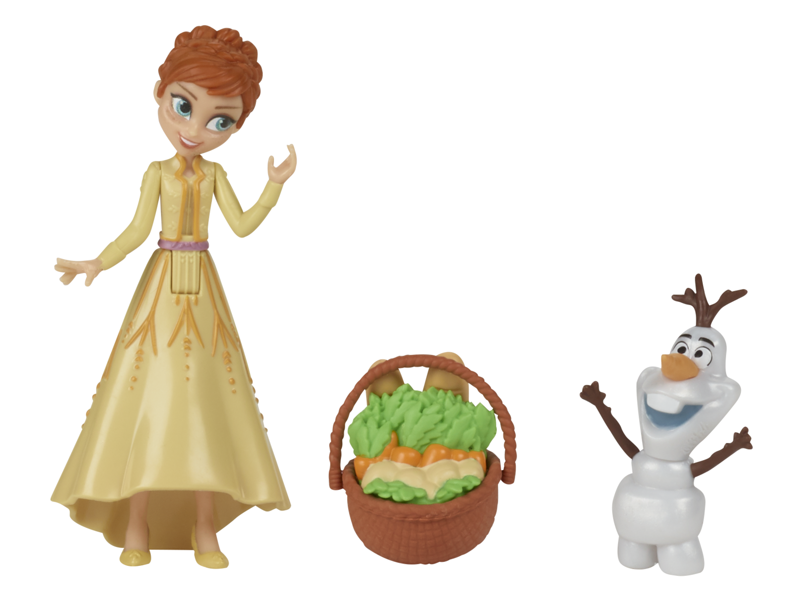 Frozen II: Anna & Olaf - Small Doll Set image