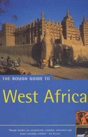 The Rough Guide to West Africa by Jim Hudgens image