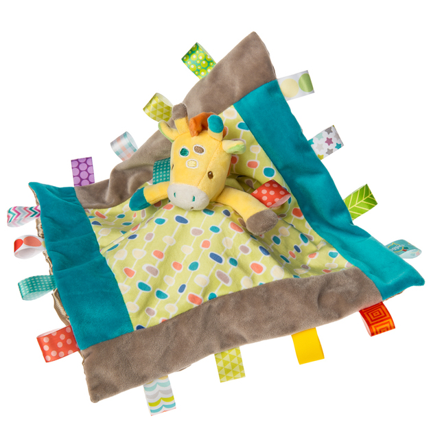 Mary Meyer: Taggies - Gumdrops Giraffe Character Blanket