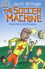 The Soccer Machine by David Bedford image