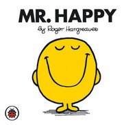 Mr Happy V3: Mr Men and Little Miss by Roger Hargreaves
