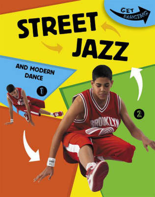 Street Jazz and Other Modern Dances by Rita Storey image