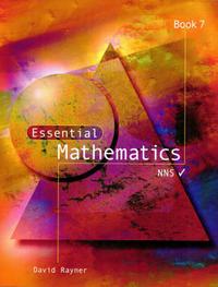 Essential Mathematics: Bk. 7 by David Rayner image