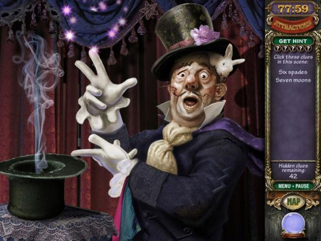 Mystery Case Files: Madame Fate for PC image