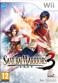 Samurai Warriors 3 for Nintendo Wii