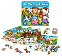 Orchard Toys: Old MacDonald Lotto Game