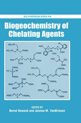 Biogeochemistry of Chelating Agents