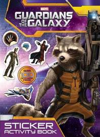 Guardians of the Galaxy - Sticker Activity Book