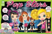 Pop Stars Board Game