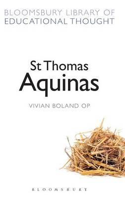 St Thomas Aquinas by Vivien Boland image