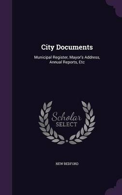 City Documents by New Bedford