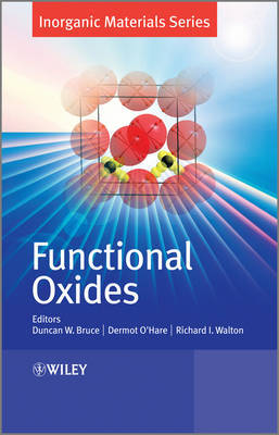 Functional Oxides image