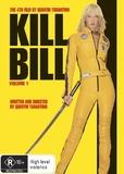 Kill Bill Volume 1 on DVD