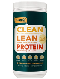 Clean Lean Protein - 1kg (Smooth Vanilla)