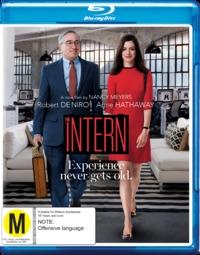 The Intern on Blu-ray