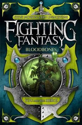Bloodbones (Fighting Fantasy) by Ian Livingstone image