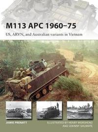 M113 APC 1960-75 by Jamie Prenatt