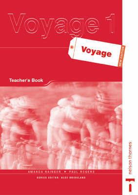 Voyage: Level 1: Teacher's Book by Amanda Rainger