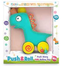 Fiesta: Push N Roll - Dino