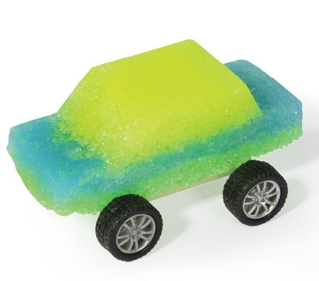 IS Gifts: Make Your Own - Crystal Car Kit