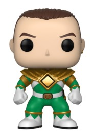 Power Rangers - Green Ranger (Unmasked) Pop! Vinyl Figure