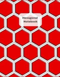 Hexagonal Notebook by Colorful Notebooks