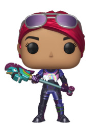 Fortnite: Brite Bomber (Metallic) - Pop! Vinyl Figure