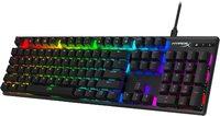 HyperX Alloy Origins RGB Mechanical Gaming Keyboard (HX Aqua Switches) for PC