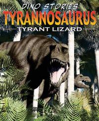 Tyrannosaurus Rex by Rob Shone image