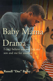 Baby Mama Drama by Russell Lynn Bailey image