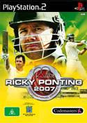 Ricky Ponting International Cricket 2007 for PlayStation 2