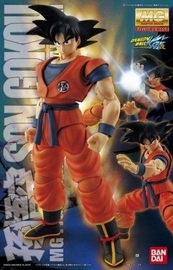 MG 1/8 Dragon Ball Z Figurerise Goku - Model Kit